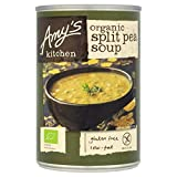 400g cocina de sopa baja en grasa de guisante partida de Amy