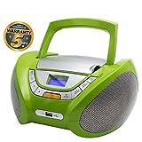 LAUSON CP444 CD Radio grün