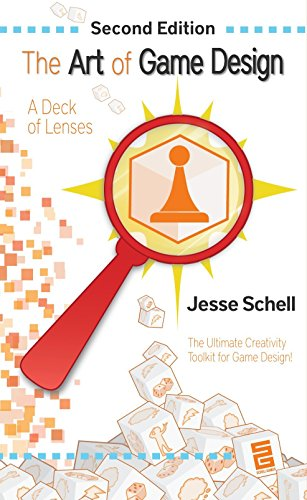 The Art of Game Design: A Deck of Lenses, Second Edition by Jesse Schell (6-Jul-1905) Cards