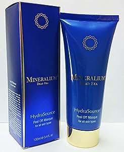 Mineralium Dead Sea Mineral Peel-Off Masque 3.4 fl oz/100 ml by Mineralium