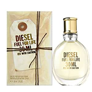 Diesel FUEL FOR LIFE femme / woman, Eau de Parfum, Vaporisateur / Spray, 30 ml