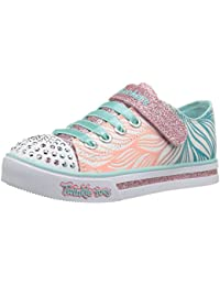Skechers Sparkle Glitz-Shiny Spirit, Sneakers Basses Fille