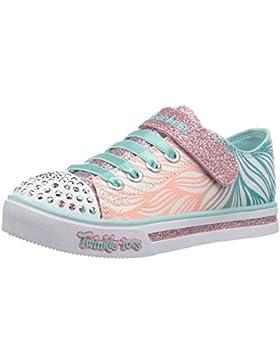 Skechers Mädchen Sparkle Glitz-Shiny Spirit Sneaker