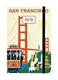 Cavallini Papers & Co Inc Cavallini 2018 San Francisco settimanale