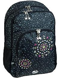 mochila escolar doble SPARKLY by BUSQUETS