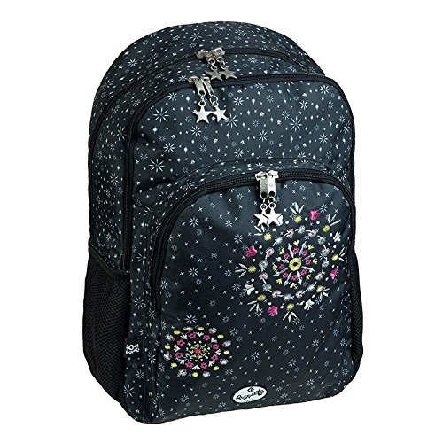 mochila escolar doble SPARKLY by BUSQUETS