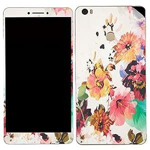 Theskinmantra Floral patch Xiaomi MI Max SKIN/STICKER