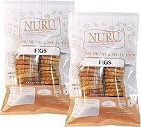 Nuru Dry Figs Anjeer Premium Quality (Big Size) (500 g)