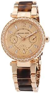 Micheal Kors Damen-Armbanduhr Analog Quarz verschiedene Materialien MK5841