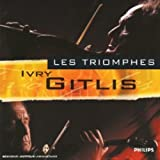 Les Triomphes: Ivry Gitlis by Ivry Gitlis (2003-06-02)