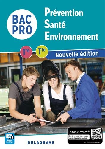 Prévention, santé, environnement 1re Tle Bac Pro - Pochette élève