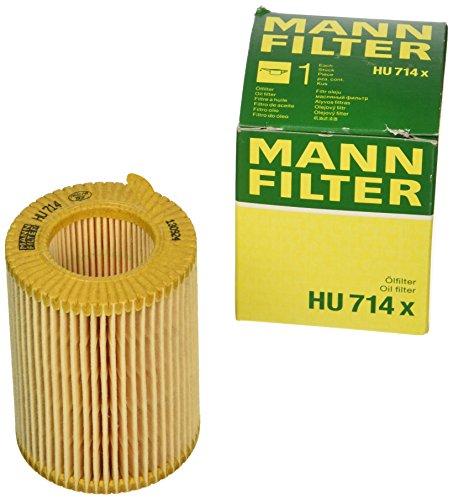 mann-filter-hu-714-x-filtro-de-aceite