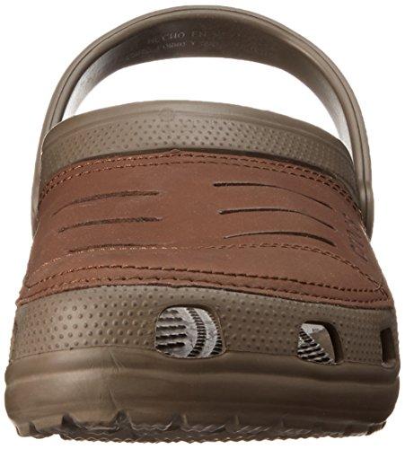 Crocs - Chaussures de Bogota Men Chocolat
