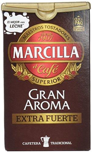 MARCILLA GRAN AROMA EXTRA FUERTE - Pack de 6 x 250 gr
