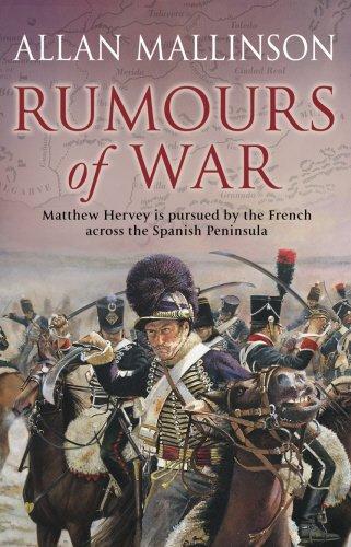 Rumours Of War: (Matthew Hervey 6)