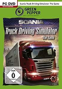 Scania Truck Driver Simulator - The Game [Green Pepper]