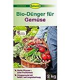 SCHACHT BIO-Dünger für Gemüse, Gemüsedünger 2 kg