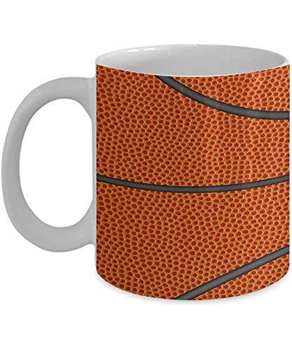 Taza de café de baloncesto