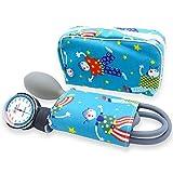AIESI Professionelles Blutdruckmessgerät Pädiatrisch Manuelles Aneroid oberarm klassisches modell für kinder DOCTOR PRECISION CHILD