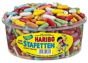 Haribo Stafetten, 2er Pack (2 x 1.14 kg)
