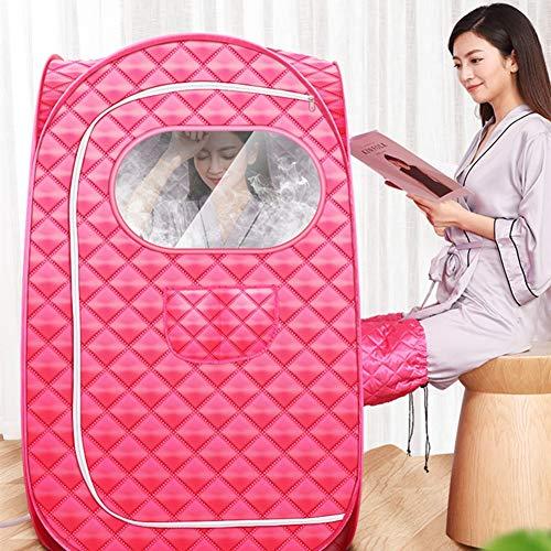 BNBXP Sauna Generator Für Sauna SPA Größere Zelt Tragbare DAMPF Bad Verlieren Gewicht Detox Therapie Dampf Falten Sauna Kabine -
