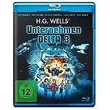 H.G. Wells' Unternehmen Delta 3 [Blu-ray]