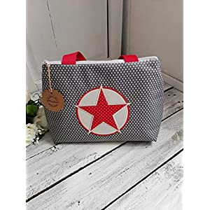Kindertasche mit Reißverschluss passend für Toniebox