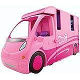 Barbie - X8410 - Maison de Poupée - Camping Car Equestre