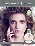 SANGADO Fragrances Tuberose & Jasmine Ein Hochkonzentriertes Parfüm Für Frauen, 50 ml