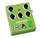 T-Rex Twister 2 Pédale d\'effet chorus/flanger Vert