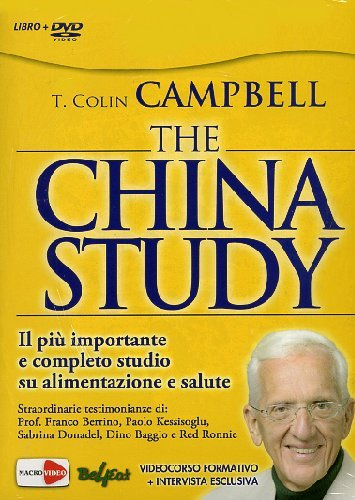 T. Colin Campbell - The China study(+booklet) [IT Import]