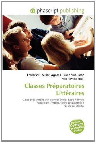Classes Préparatoires Littéraires: Cla...