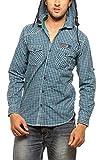Groove Mens Green Slim Fit Shirts (XX-La...