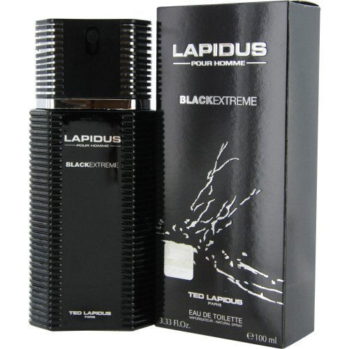Ted Lapidus - Black Extreme Eau de Toilette 100 mililiter