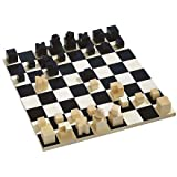 Bauhaus Schachspiel Komplett-SET Naef