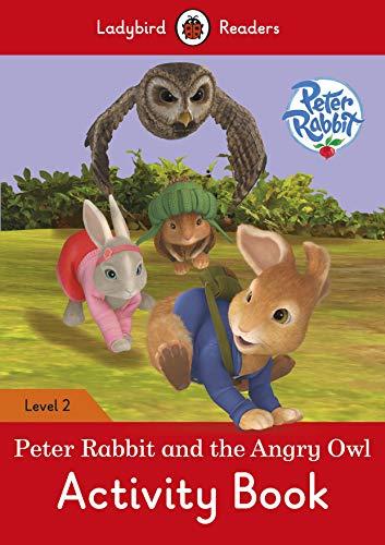 PETER RABBIT: THE ANGRY OWL ACTIVITY BOOK (LB) (Ladybird)