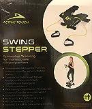 Swing Stepper Fitness Heimtrainer Kardiotraining + Gymnastikball