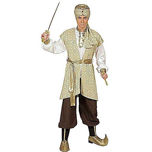 Widmann wid90392–Kostüm für Erwachsene Prince of Persia, mehrfarbig, -