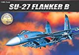 Picture Of Academy 1:48 SU-27 Flanker B