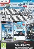 Winter Simulators 2 in 1 Game Pack (PC CD) [UK IMPORT]