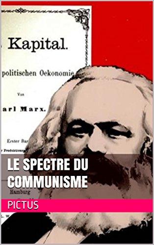 Couverture du livre LE  SPECTRE  DU  COMMUNISME