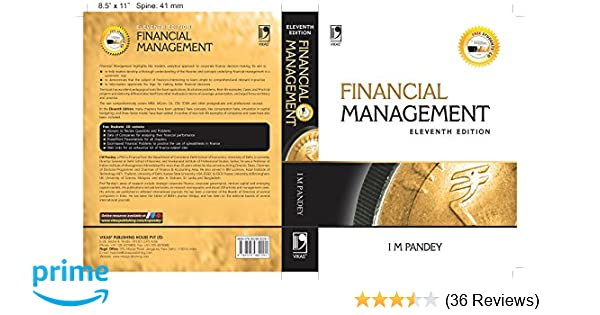 999b33548a Buy Financial Management Book Online at Low Prices in India ...