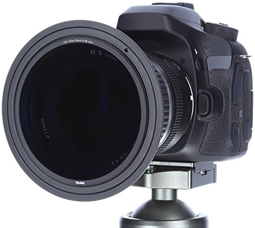 Rollei Profi Ersatz-Polfilter Mark II für 100 mm Filterhalter System - Ersatz-Polfilter (CPL-Filter, Polarisationsfilter) aus Gorilla Glas für das 100 mm Filterhalter System von Rollei