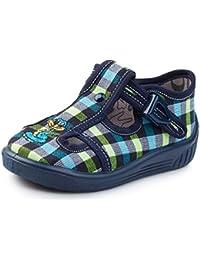Zapatos turquesas Nanga infantiles