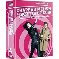 Chapeau melon et bottes de cuir : The Avengers, Vol.4 - Coffret 8 DVD