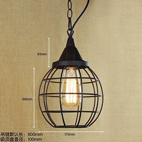 FSLiving retro - vintage - der mini - bild - flush mount anhänger licht deckenleuchte für wohn / schlafzimmer / wohnzimmer / küche / bad(D)