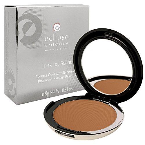 Eclipse 3509162202347 Poudre Compacte Bronzante-Bronzing Pressed Powder Terre De Soleil, 1er Pack (1 x 6 g) (Bronze Pressed Bronzer)