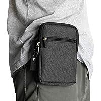 MojiDecor Hüfttasche Handytasche Bauchtasche Gürteltasche Taillepäckchen Handyhülle mit Gürtel Schlaufe für Smart Phones