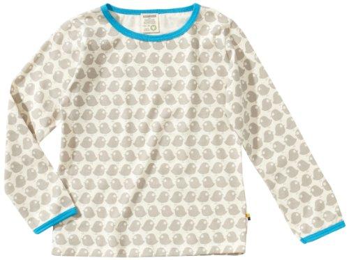 Loud + Proud Unisex - Baby Sweatshirt 205, Gr. 62/68, Grau (stone)