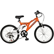 Kross Storm Dual Suspension Single Speed Bike for Kids